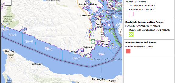 Halibut fishing in canadian wate for Canadian fishing license bc