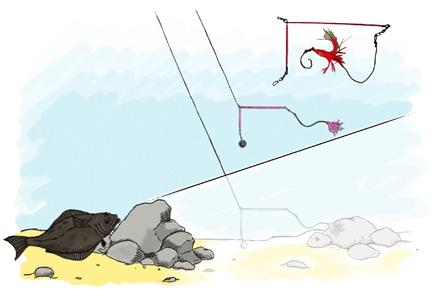 Garbage dump neah bay halibut fishing map go fish for Spreader bar fishing