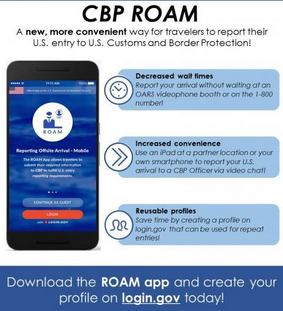 U S  Customs & Border Patrol CBP-Roam App Is What CBP Wants Anglers